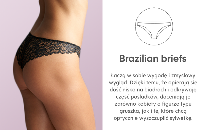 majtki typu Brazilian