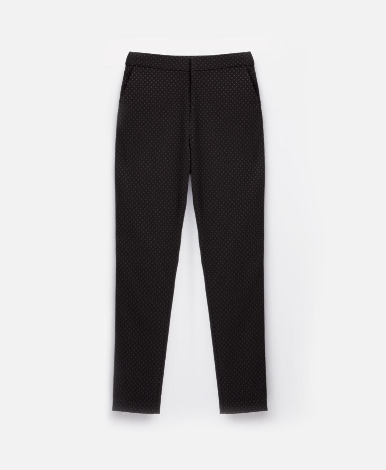 Spodnie damskie, czarne, 36-44