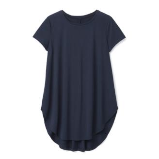 Koszulka damska, granatowa, S-XXL