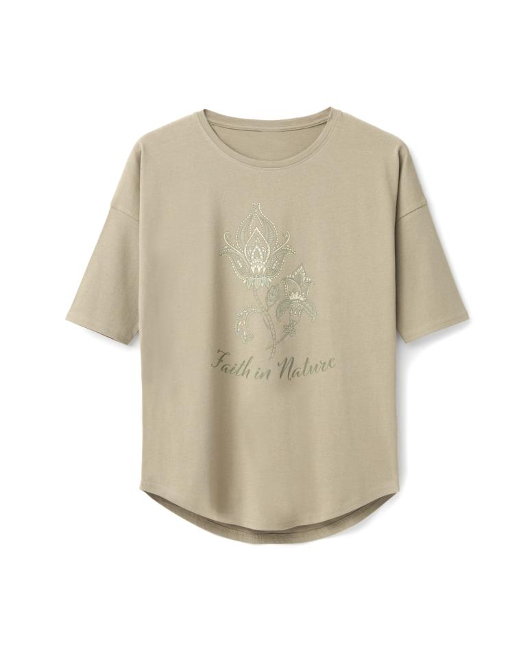Koszulka 100% bawełny damska, zielona, S-XXL