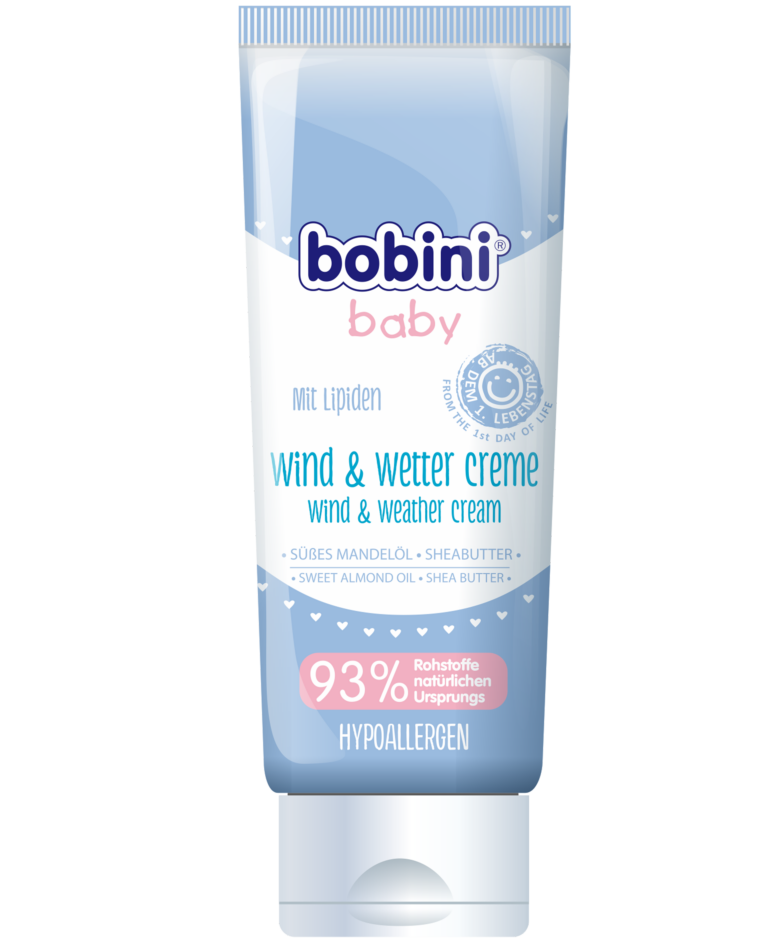 Krem lipidowy, Bobini Baby, 75 ml