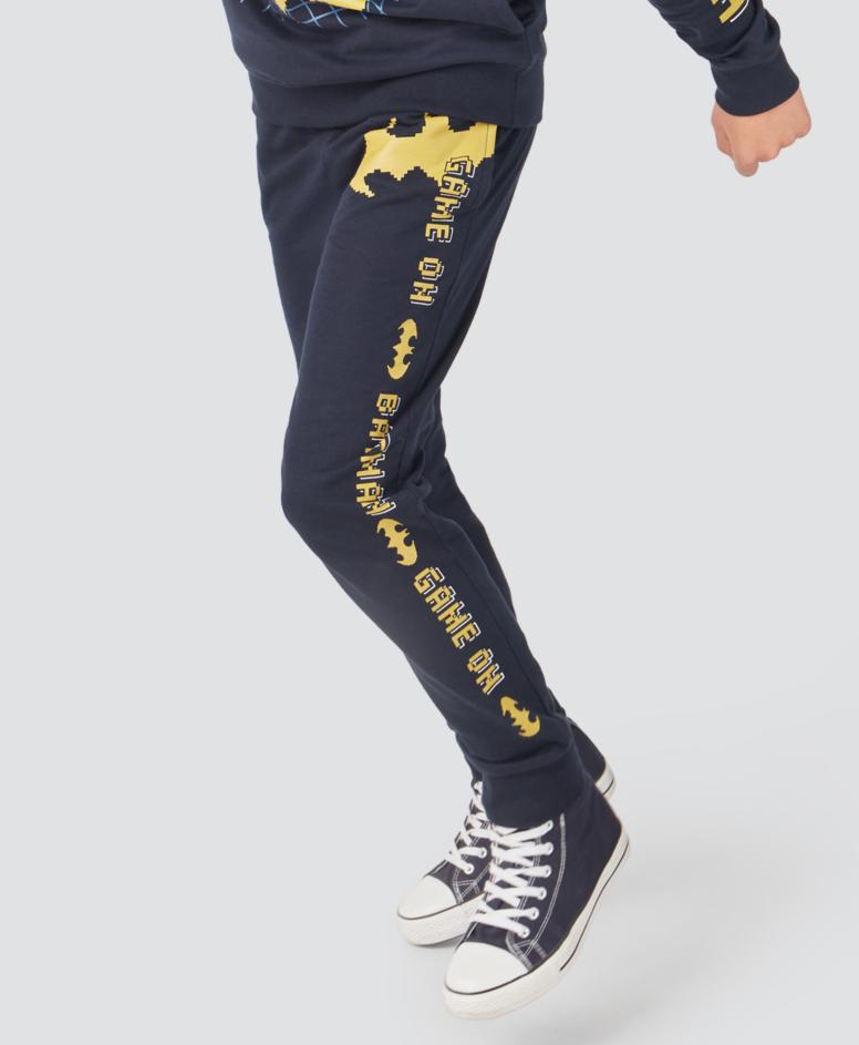 Spodnie dresowe chłopięca, kolor granatowy, rozmiary: 134-170 cm