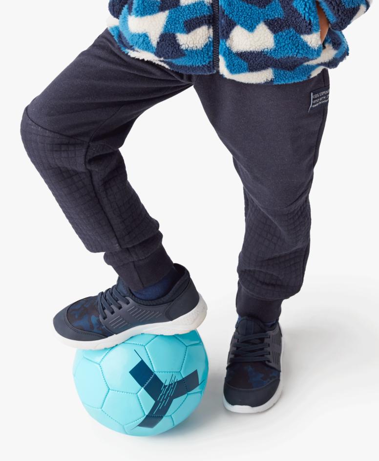 Trenerka za dečake, tamno plava, veličine: 104-134 cm